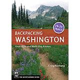 Backpacking Böcker Backpacking Washington: Overnight and Multiday Routes (Häftad, 2011)