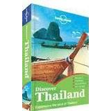 Lonely planet thailand Böcker Lonely Planet Discover Thailand (Häftad, 2012)