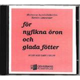 Nyfikna öron Böcker För nyfikna öron och glada fötter - CD (ljudbok Ljudbok CD, 2003)