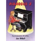 Piano böcker Pianobus 3: piano & keyboardskola (Häftad, 2008)