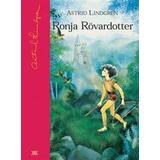 Rövardotter Böcker Ronja Rövardotter (HalvKlotband, 2004)