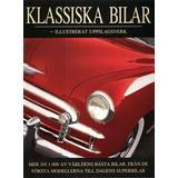 Uppslagsverk Böcker Klassiska Bilar: illustrerat uppslagsverk (Inbunden, 2007)