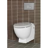 Toalettstolar Hafa Relax U Wall 1273261