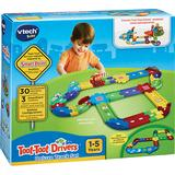 Toy Vehicles Vtech Toot-Toot Drivers Deluxe Track Set