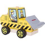 Activity Toys - Toy Vehicles Bigjigs Stacking Bulldozer