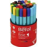 Hobbymaterial Berol Colour Broad Colouring Marker 42-pack