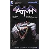 Batman death of the family Böcker Batman Volume 3: Death of the Family TP (The New 52) (Batman (DC Comics Paperback))