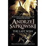 Andrzej sapkowski Böcker The Last Wish