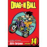Pocket dragon ball böcker Dragon Ball 14 (Pocket, 2004)