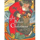 Illustrated c# Böcker The Night Before Christmas (Classic Illustrated Edition)