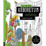 Arboretum Böcker just add color arboretum 30 original illustrations to color customize and h
