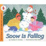 Falling snow Böcker snow is falling