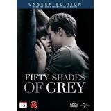 Fifty shades of grey dvd Filmer Fifty shades of Grey: Unseen edition (DVD) (DVD 2014)