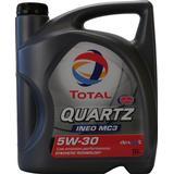 5w 30 5 liter Motortillbehör Total Quartz Ineo MC3 5W-30 5L Motorolja