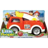 Activity Toys - Toy Vehicles Fisher Price Little People Lift 'n Lower Fire Truck