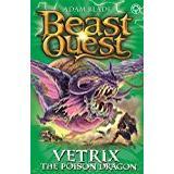 Dragon blade Böcker Vetrix the Poison Dragon: Series 19 Book 3 (Beast Quest)