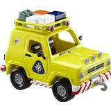 Activity Toys - Toy Vehicles Character Fireman Sam Push Along Vehicle Mountain Rescue 4x4