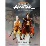 Avatar the last airbender: the promise Böcker Avatar the Last Airbender (Inbunden, 2013)