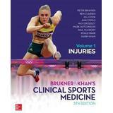 Clinical sports medicine Böcker BRUKNER & KHAN'S CLINICAL SPORTS MEDICINE: INJURIES, VOL. 1 (Inbunden, 2016)