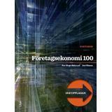 Företagsekonomi Böcker Företagsekonomi 100 Fakta (Häftad, 2017)