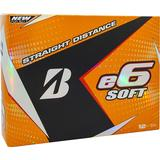 Golfbolde Bridgestone E6 Soft (12 pack)