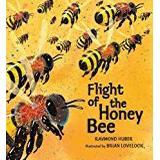 Honey bee Böcker Flight of the Honey Bee (Nature Storybooks)