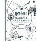 Harry potter colouring Böcker Harry Potter Magical Artefacts Colouring Book 4 (Häftad, 2016)