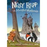 Nelly rapp Böcker Nelly Rapp och monsterakademin (Inbunden, 2016)