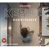 Lars kepler kaninjägaren Böcker Kaninjägaren (Ljudbok MP3 CD, 2016)