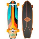 "Kompletta skateboards Naked Los Angeles 32.50"""