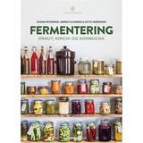 Kimchi och kombucha Böcker Fermentering: Kraut, Kimchi, og Kombucha, E-bog