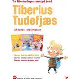 Tiberius Böcker Tiberius Tudefjæs og Skrid-Elvis - Tiberius Tudefjæs og tandfeen - Tiberius Tudefjæs dropper julen