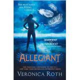 Divergent pocket engelska Böcker Allegiant (III) (Pocket, 2015)