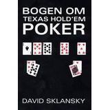 Texas hold em Böcker Bogen om Texas Hold Em Poker, Hæfte