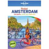 Lonely planet Böcker Lonely Planet Pocket Amsterdam (Häftad, 2018)