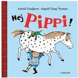 Pippi bok Hej Pippi