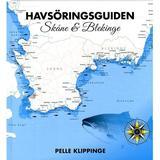 Skåne Böcker Havsöringsguiden. Skåne & Blekinge (Inbunden, 2016)