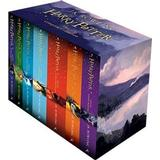 Harry potter böcker engelska Harry Potter: The Complete Collection (Pocket, 2014)