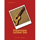 Guitalele Böcker Fingerpicking Guitalele Solo volume II.: volume II.: Volume 2