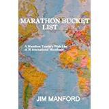 Bucket list Böcker MARATHON BUCKET LIST