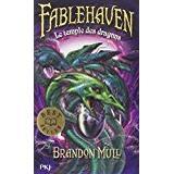 Brandon mull Böcker Fablehaven, Tome 4 : Le temple des dragons