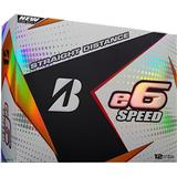 Golfbolde Bridgestone E6 Speed (12 pack)