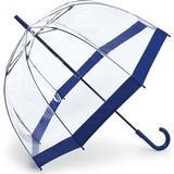 Genomskinligt paraply Fulton Birdcage 1 Navy
