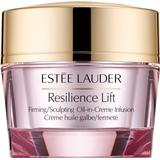 Moisturizer Estée Lauder Resilience Lift Firming Sculpting Oil in Creme Infusion 50ml