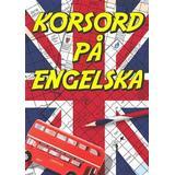 Bra korsord Böcker Korsord på engelska (Häftad, 2016)