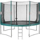 Skyddsnät Etan Hi Flyer 12 Combi Trampoline 370cm + Safety Net