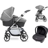 Duo Silver Cross Pioneer (Duo) (Travel system)