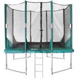 Skyddsnät Etan Hi Flyer 1075 Combi Trampoline 310x232cm + Safety Net