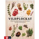 Vildplockat Böcker Vildplockat: ätliga örter, blad, blommor, bär och svampar från den svenska naturen (Häftad, 2017)