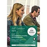Aat Böcker AAT Advanced Bookkeeping: Question Bank